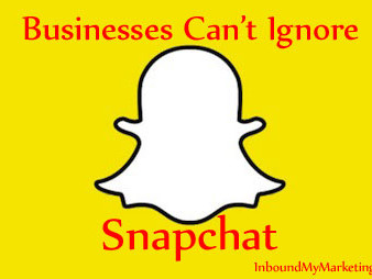 Why You Can't Ignore Snapchat
